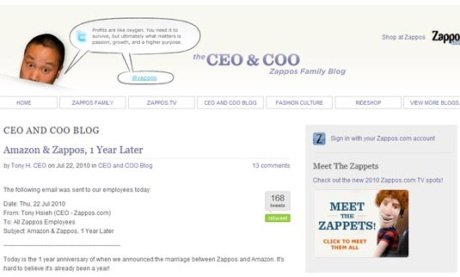 What Can You Learn from 7 Awesome Corporate Blogs?