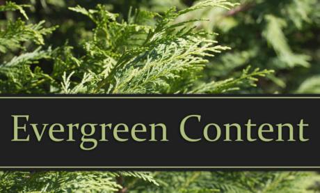 Conteúdo Evergreen: O Que É e Dicas de Como Produzir (+13 Exemplos)